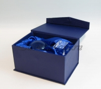 Подарочная упаковка для стеклянного шара 80мм.