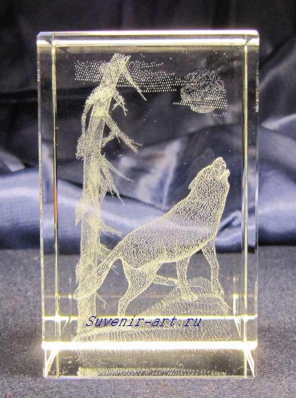 Подарок гравировка в стекле 89