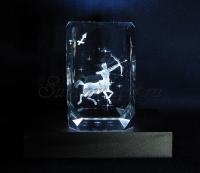 Знаки Зодиака в кристаллах. Стрелец