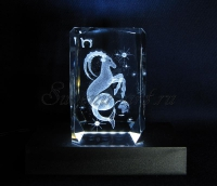 Знаки зодиака в кристаллах. Козерог