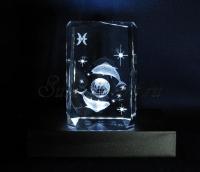 Знаки Зодиака в кристаллах. Рыбы