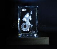 Знаки Зодиака в кристаллах. Водолей