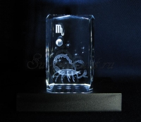 Знаки Зодиака в кристаллах. Скорпион
