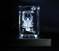 Знаки Зодиака в кристаллах.  Рак