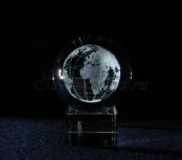 Сувенир глобус. Шар 60мм.