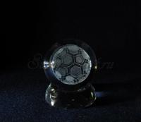 Футбольный мяч. Шар 50мм.